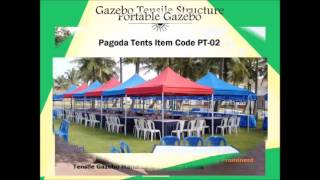 Canopies Commercial Tents Market Stall — Totoku
