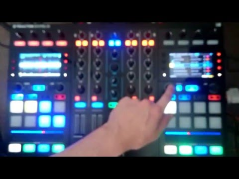 Traktor Kontrol S5 - Review May 2016 - Mobile DJ Aux functionality