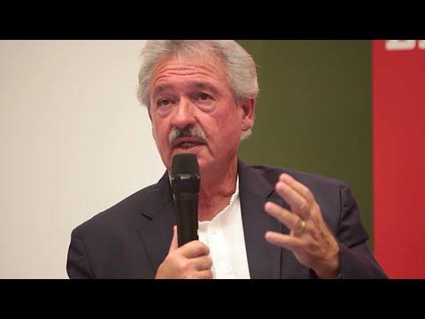 DER SPIEGEL live: Jean Asselborn über die EU