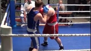 Бокс(любители).Хетаг Моураов vs Алан Хугаев до 90 кг.