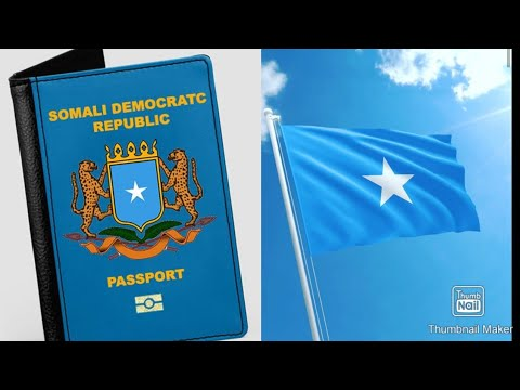 VISA FREE COUNTRIES FOR SOMALIA PASSPORT