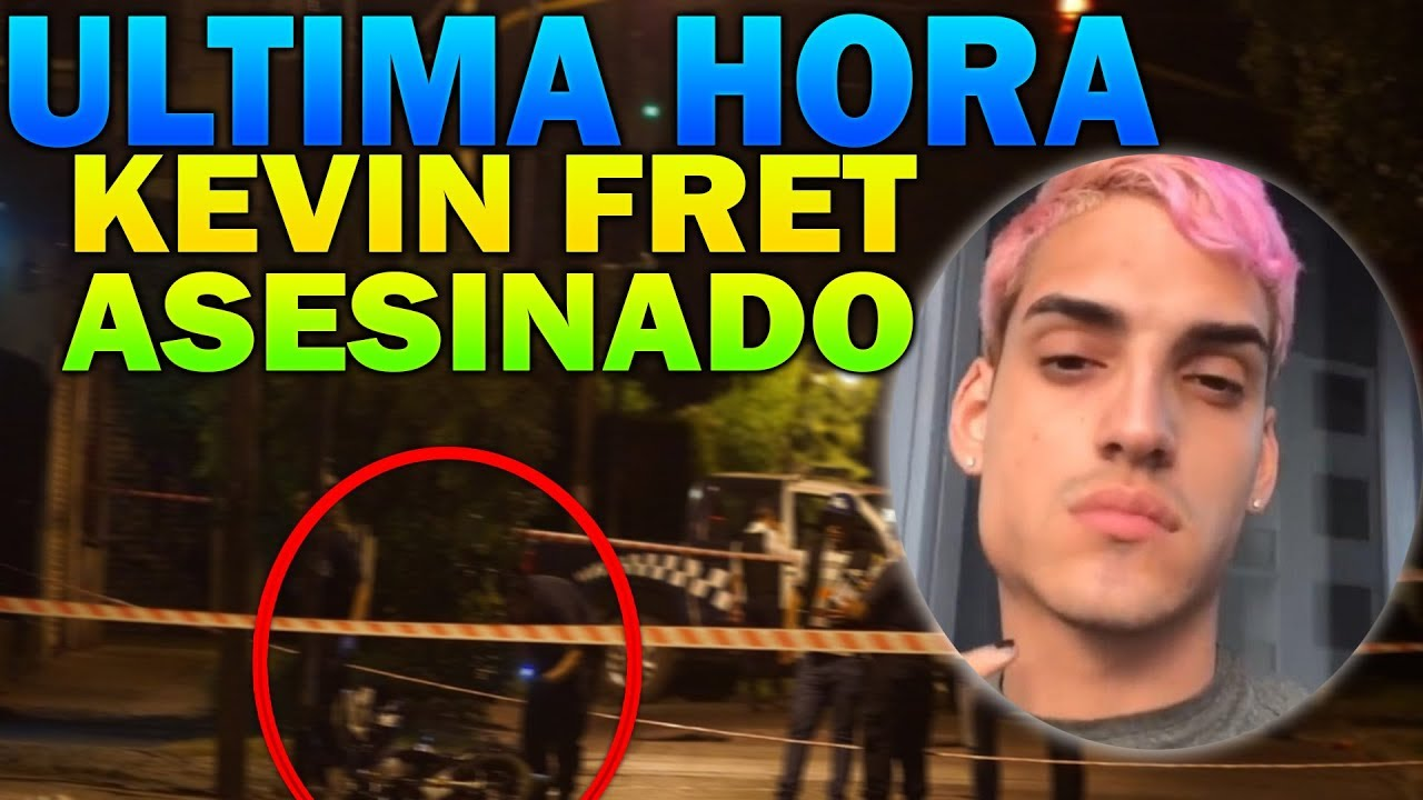 Ultima Hora  Video De Kevin Fret Y Su Asesinato En Pr