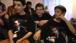 Stochelo Rosenberg Trio & The Gypsy Kids (Jimmy Rosenberg) @ North Sea Jazz Festival 1992