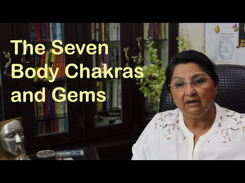 How Are Gemstones Related To The 7 Body Chakras?