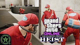 We Heist Again! - The Diamond Casino Heist (Finale) - GTA V