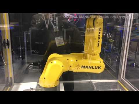 Manluk Global Manufacturing - Global Petroleum Show 2015