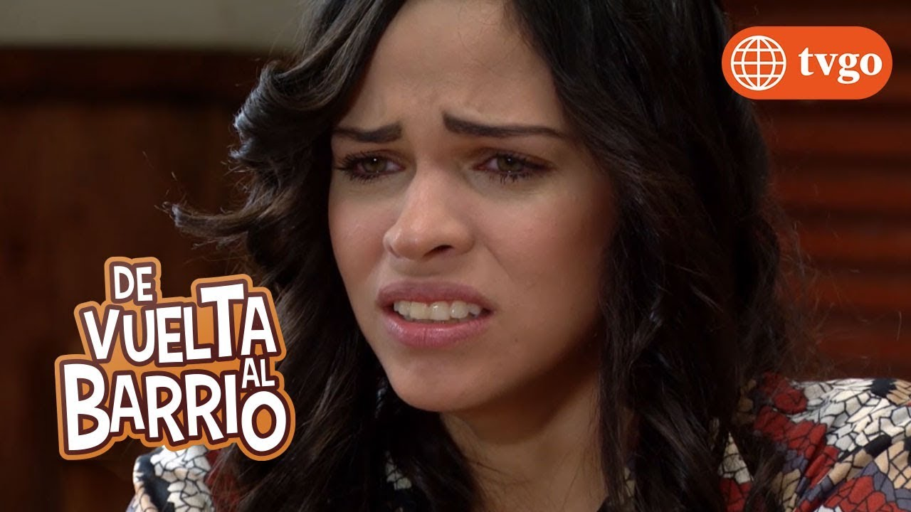 ¡Beto le dice a Estela que ama a Eva! - De Vuelta al Barrio 14/12/2018