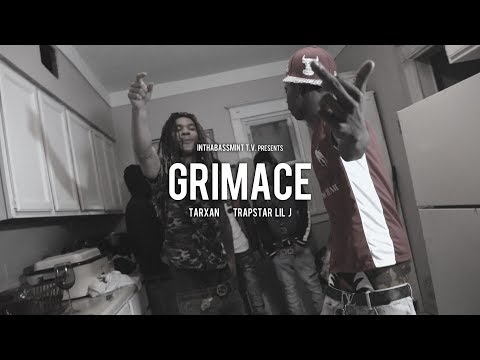 Tarxan x Trapstar Lil J - GRIMACE [Rmx] (Official Video) 🎥 By @DjStrecho