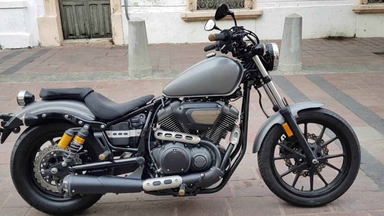 Yamaha Bolt 950 cc año 2014 - YouTube