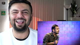 Pakistani Reacts to Gaurav Kapoor No Ball Stand Up Comedy 2019