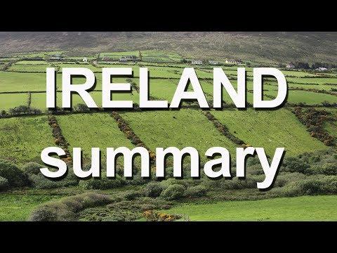 Ireland summary - Galway, Burren, Cliffs of Moher, Dingle, Kinsale, Dublin
