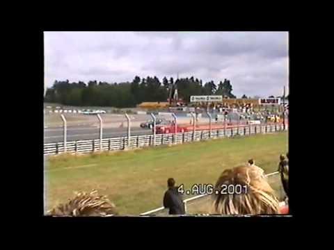 Bilsport Action Meet 2001 @ Mantorp Park