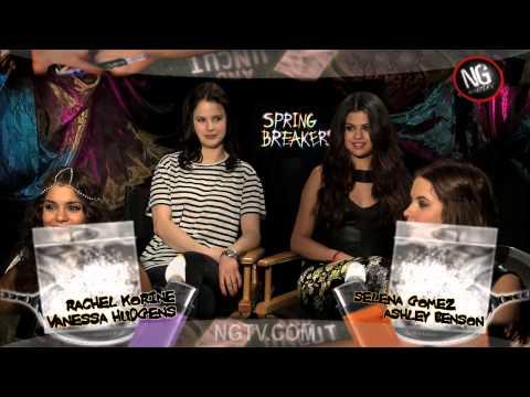 Spring Breakers Uncensored with Selena Gomez, Vanessa Hudgens, Ashley Benson, Rachel Korine & Harmon