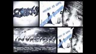 Invasion Riddim Mix January 2013 - Dj Muzik Kid - CashFlow Records - Screechy Records