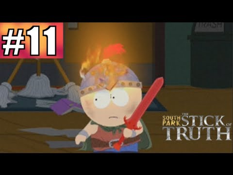 South Park The Stick of Truth Gameplay Walkthrough | Part ...