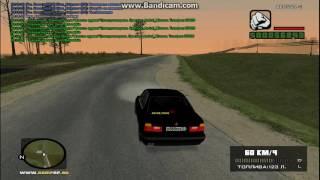 Top Gear на CRMP-RP #3