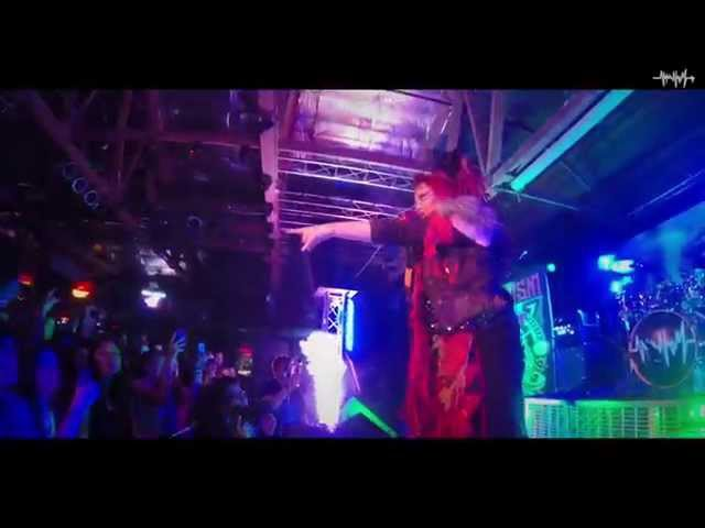 Meka Nism - From Out of Nowhere [OFFICIAL LIVE VIDEO]