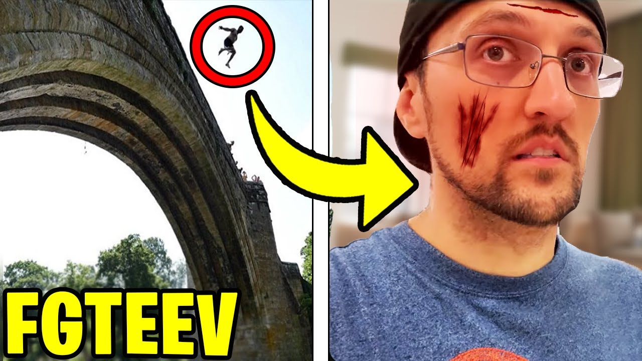 Download 6 YouTubers That BARELY ESCAPED ALIVE! (FGTeeV, MrBeast, DanTDM, W2S)
