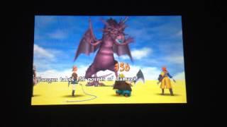Dragon Quest 8 (3DS) Boss - Dragovian Trials