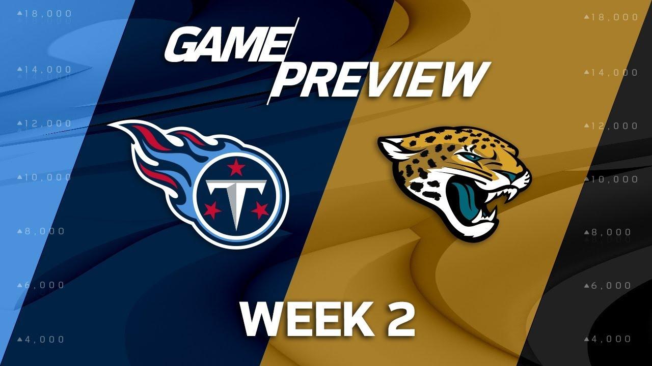 1d88f690 Tennessee Titans vs. Jacksonville Jaguars | Week 2 Game Preview | NFL  Playbook