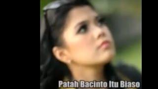 Ratu Sikumbang   Patah Bacinto Official Music Video
