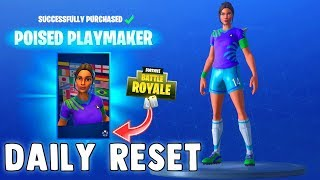 WORLD CUP SKINS ARE CUSTOMIZABLE!! Fortnite Daily Reset NEW Items in Item Shop