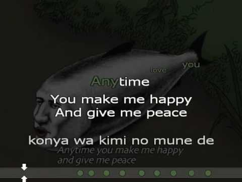 Karaoke: Mr. Ando of the Woods - Thank you, Mr. Ando [ON Vocal]