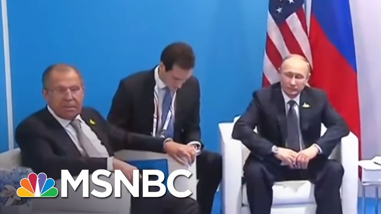 Report: Donal Trump Team Met With Russian Lawyer Last Year | AM Joy | MSNBC