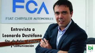 Lanzamiento del Fiat Cronos: