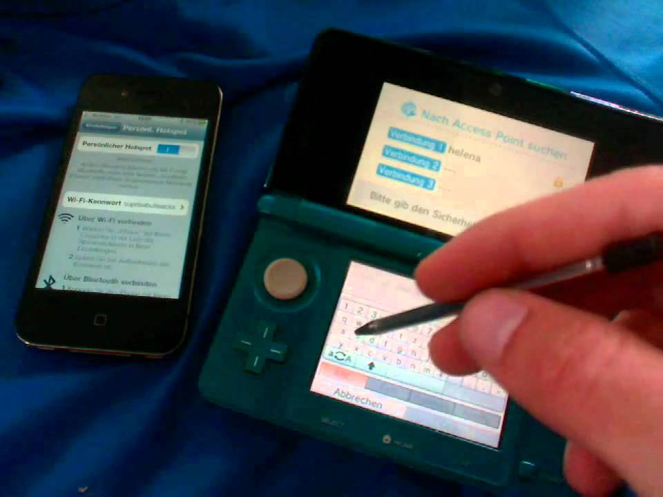 howto get internet on your 3ds everywhere youtube