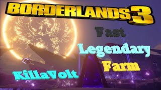 Best New Legendary Farm - Fastest Level 53 Legendary Farm (Borderlands 3)