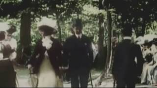 PARIS 1900 / 1930 La Belle époque Rare video, film d