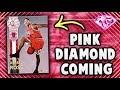 NBA 2K18 PINK DIAMOND 99 OVERALL DERRICK ROSE LOCKER CODE COMING   NBA DRAFT    NBA 2K18 MyTEAM