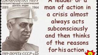 Creative Quotations from Jawaharlal Nehru for Nov 14