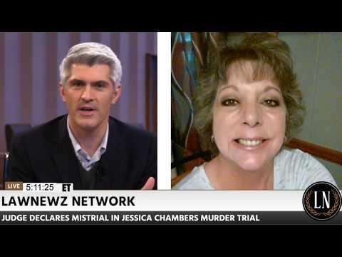 Melissa Jones Talks Jessica Chambers Trial on LawNewz Network