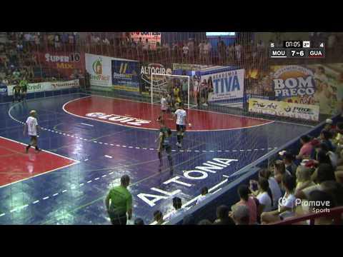 10/01/2020) Copa Altônia - RC Transportes / Campo Mourão x Guaíra Futsal