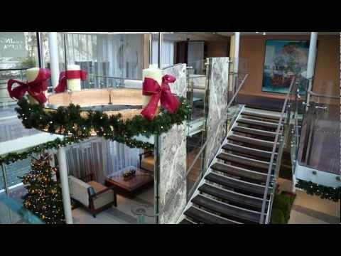 Viking Freya Tour & Review (Christmas Cruise) ~ Viking River Cruises ~ Cruise Longship Tour & Review