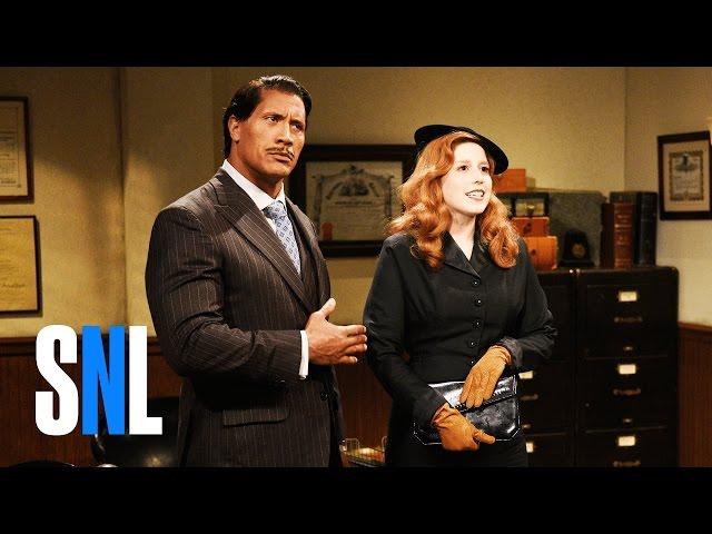 RKO Movie Set - SNL