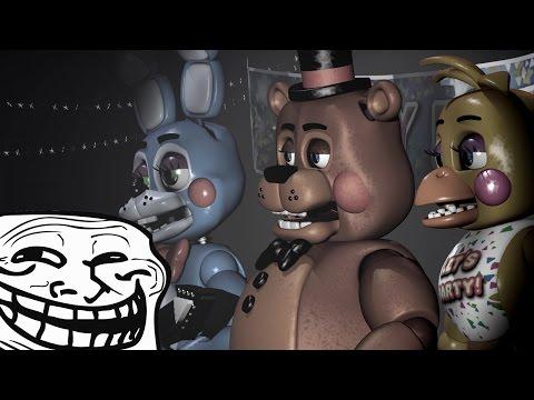 FNAF 2: NADA ME AJUDA NESSE JOGO! - Five Nights at Freddy's - HUEstation