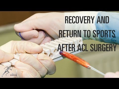 How recovery and return to sports after ACL surgery became quicker and more predictable