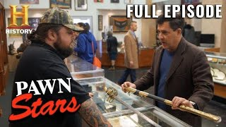 Pawn Stars: The Greatest Pawn on Earth! (Season 14, Episode 27) | Full Episode | History