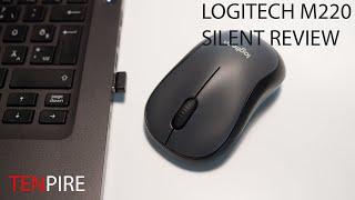 Logitech M220 Silent Unboxing & Review