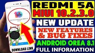 Redmi 5A update review