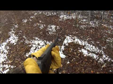 Late Fall Grouse Hunting 2015