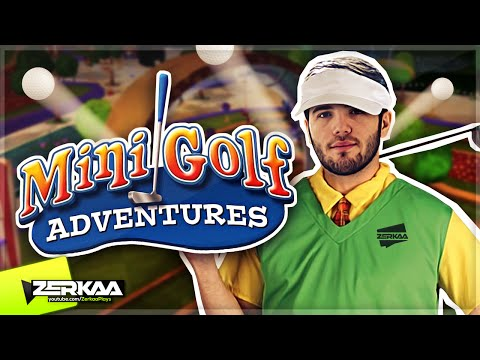 COME FLY WITH ME | 3D ULTRA MINIGOLF