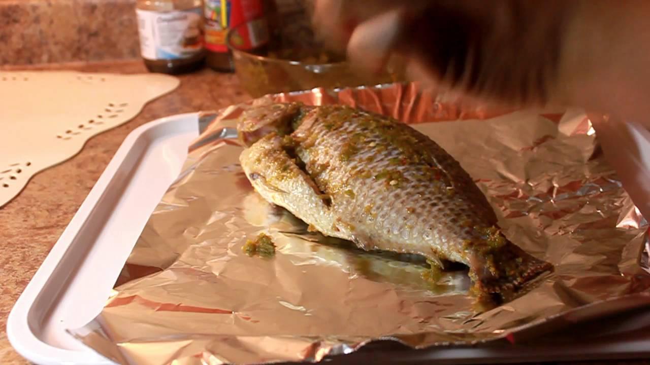 How To Make A Jerk Fish…ment Preparer Le Poisson Au Jerk