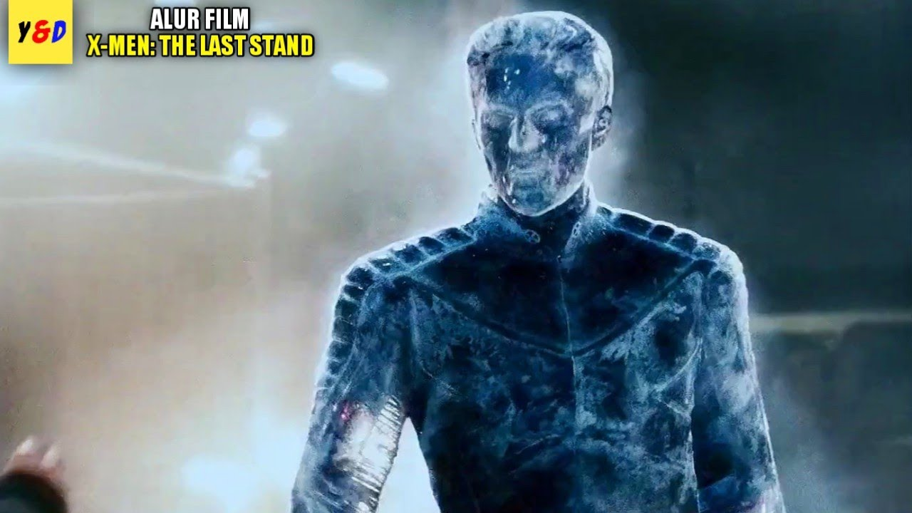 Perjuangan Mutan Menjaga Kedamaian - ALUR CERITA FILM X-men: The Last Stand