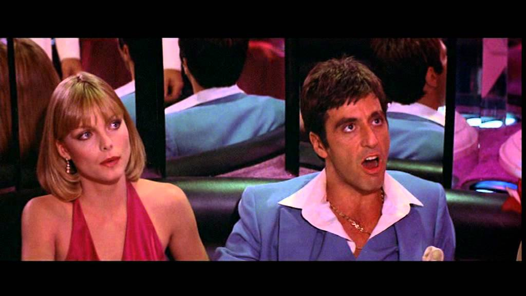 Orders The Only Thing That Gives Order Is Balls Scarface Youtube