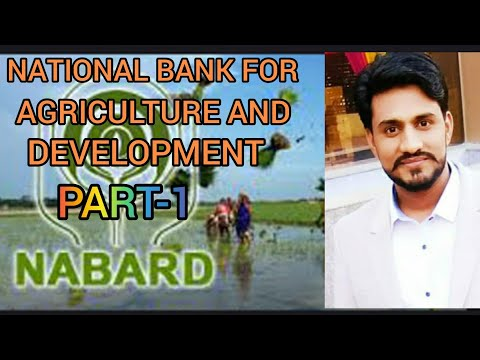 INTRODUCTION OF NABARD PART - 1