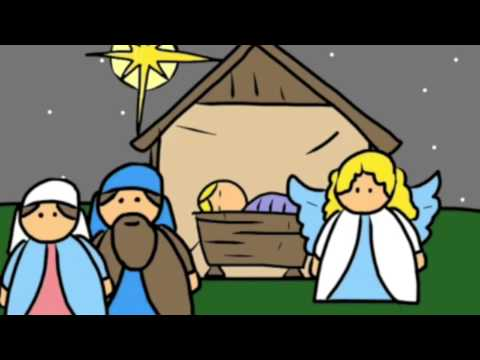 Bring a Torch jeanette isabella - christmas nativity song